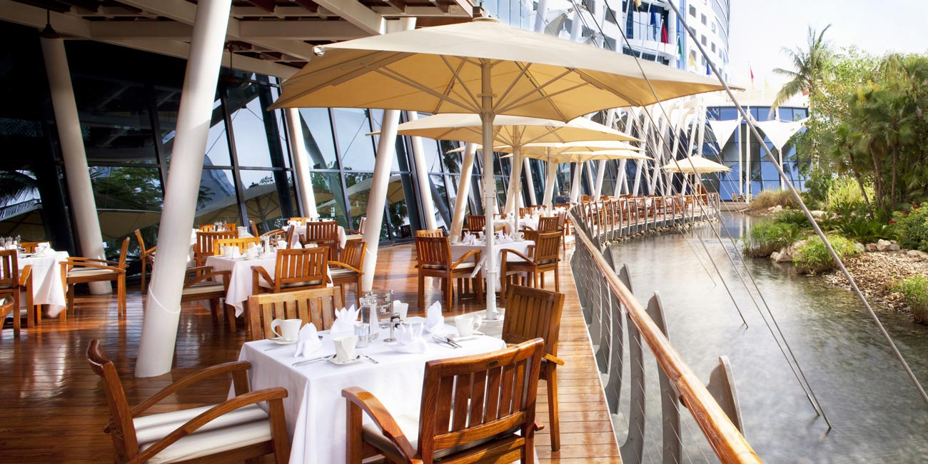 Where are Dubai Restaurants